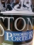 Smoke Porter from Stone