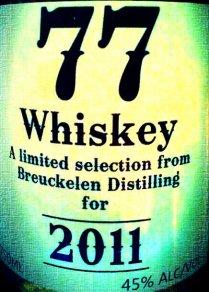 Breuckelen Whiskey